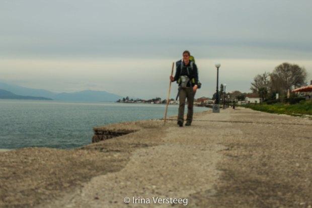 Peleponnese coast