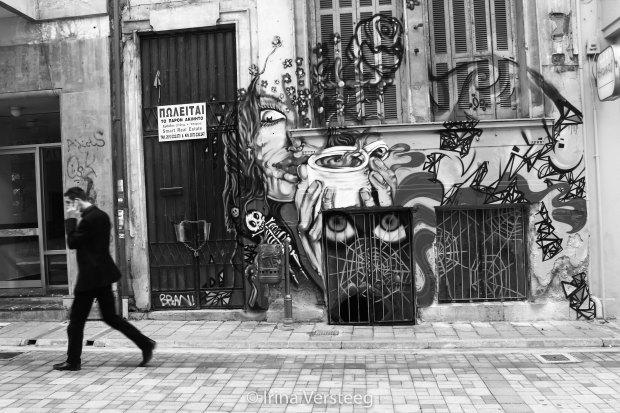Streetart Patras