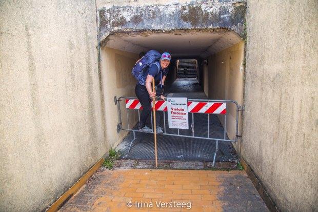 Shortcut Via Francigena
