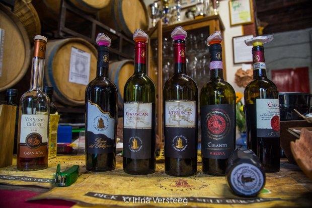 Pilgrim wine