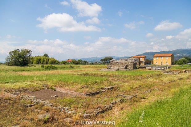 Luni archeological site