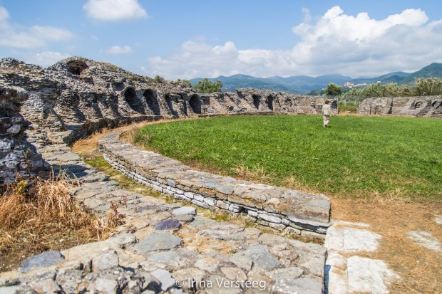 Luni Amphitheater