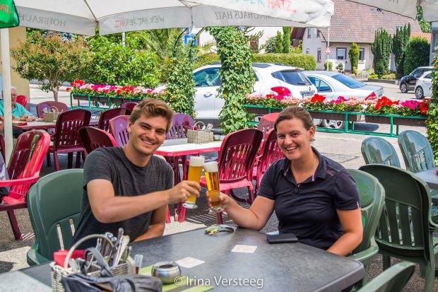 Most German terrace